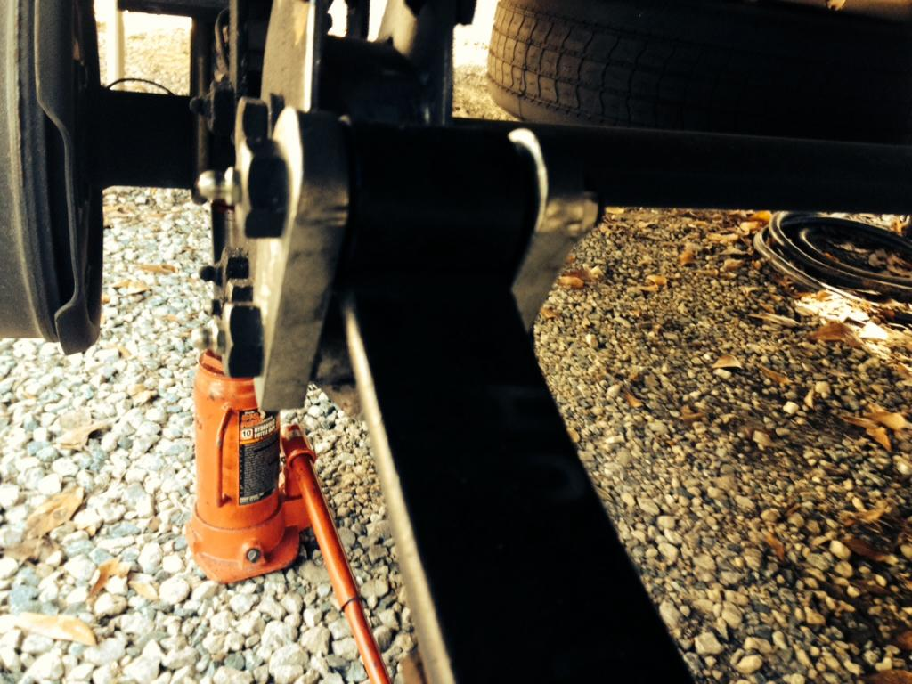 Installed MorRyde HD Shackles and Wet Bolt Kit - Page 2